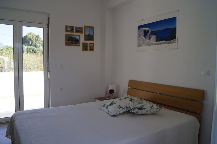 Property for sale in Chania Crete double bedroom