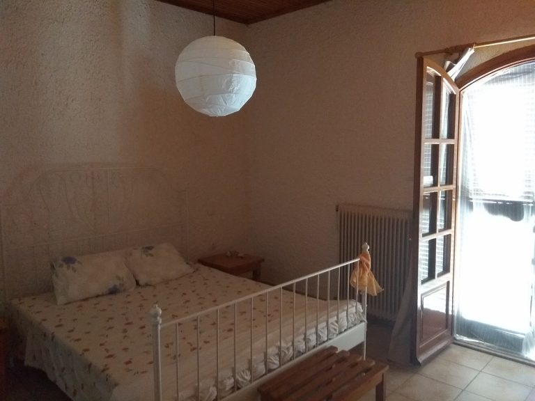 house for sale in chania kolymbari bedroom