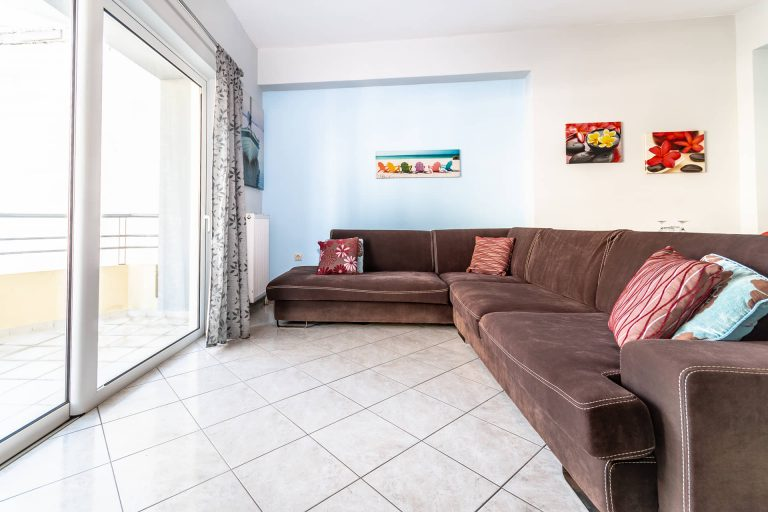 apartment for sale in chania living