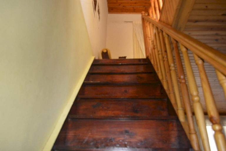 Houses for sale in the old town of Chania Crete steps CH097