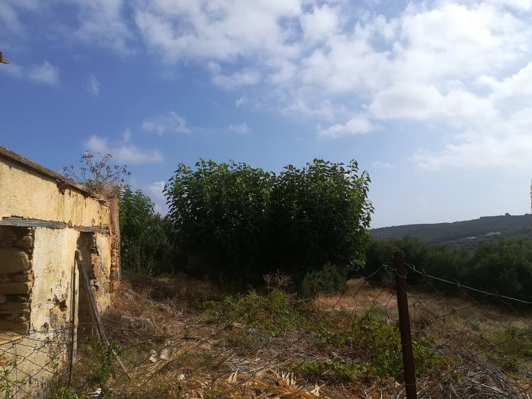 stone house for sale in chania