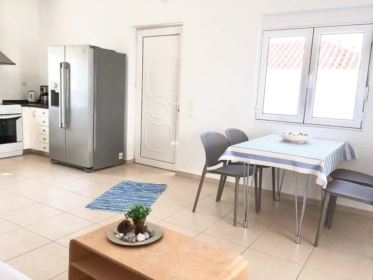 Bungalow for sale in Akrotiri Chania Crete living area ah101