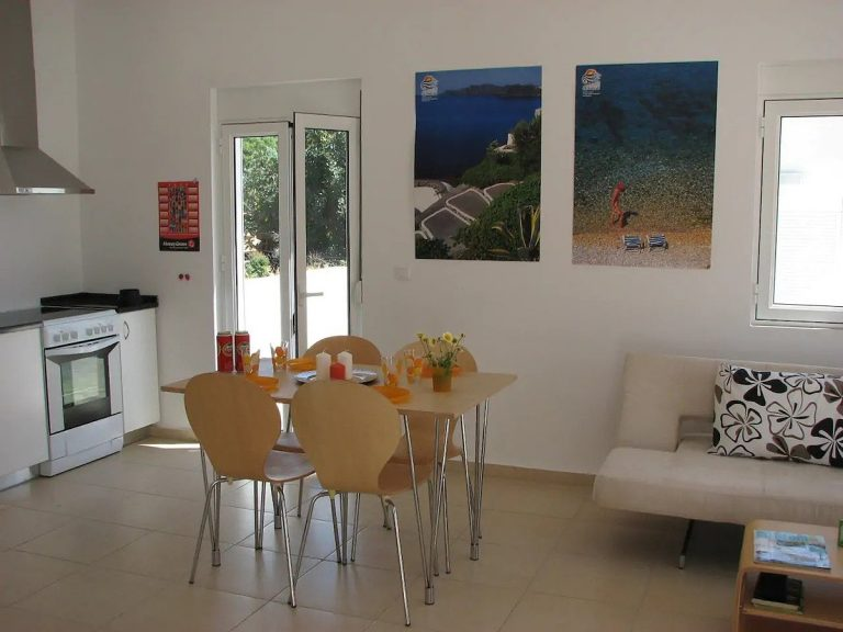 House for sale in Akrotiri Chania Crete dining area ah101
