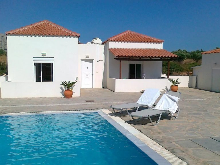 House for sale in Akrotiri Chania Crete with shared pool ah101