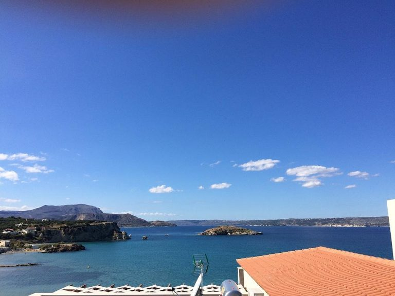 guesthouse for sale in apokoronas chania crete with sea views kh113