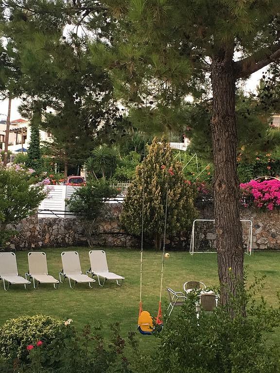 guesthouse for sale in apokoronas chania crete garden area kh113