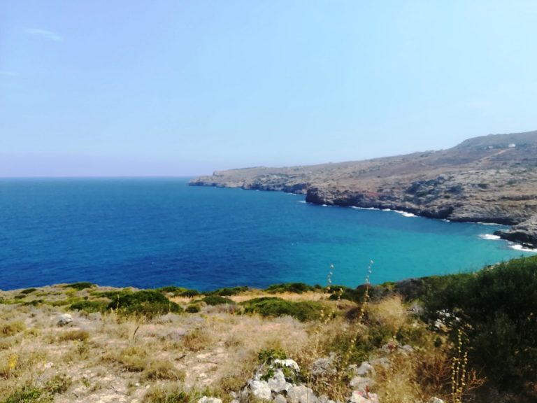 plot of land with sea view in chania
