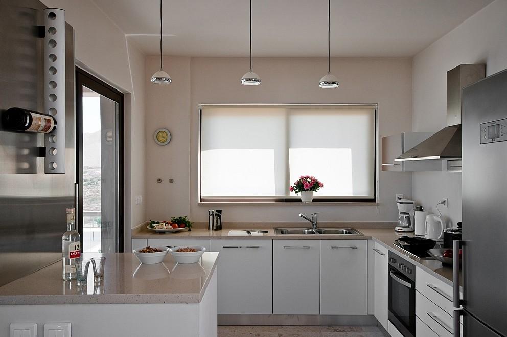 hotel for sale in crete akrotiri kitchen