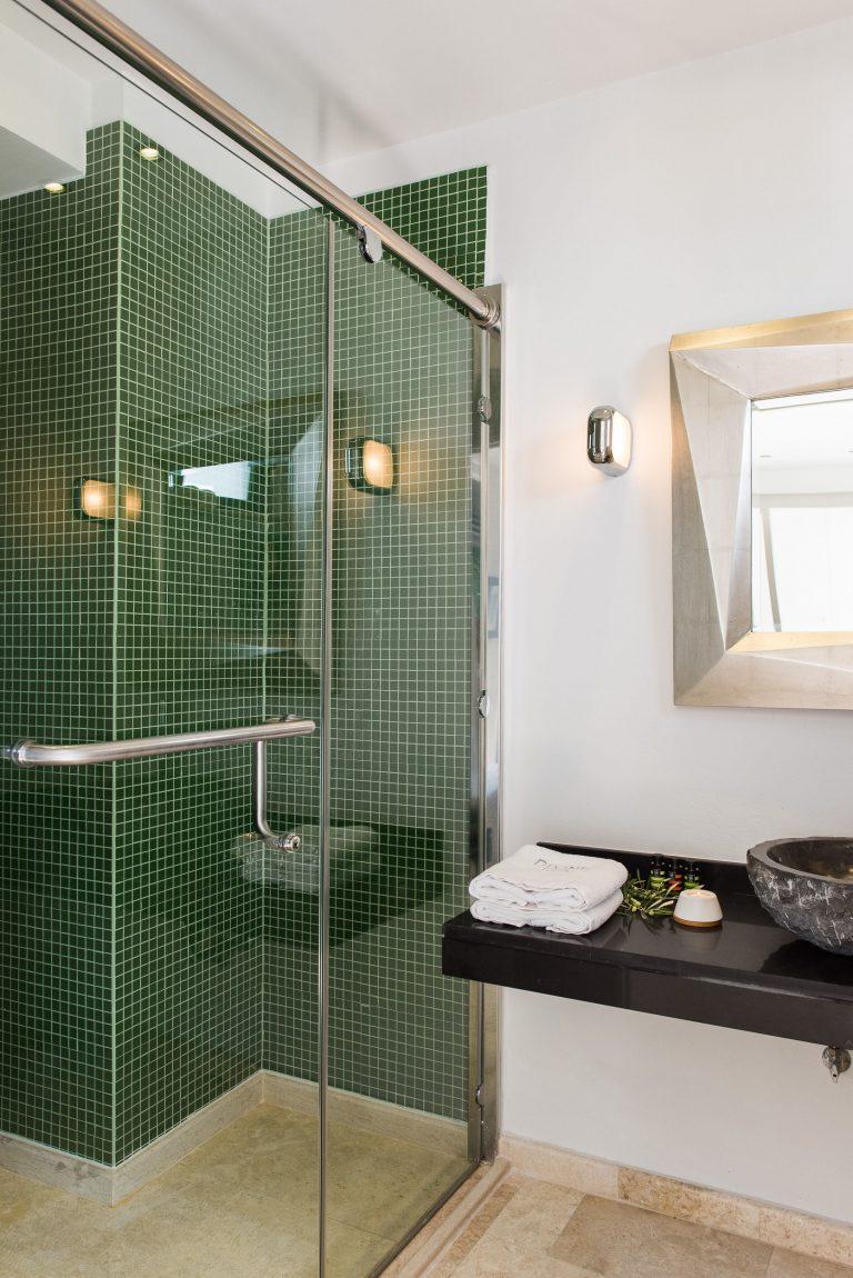 hotel for sale in crete akrotiri villa shower