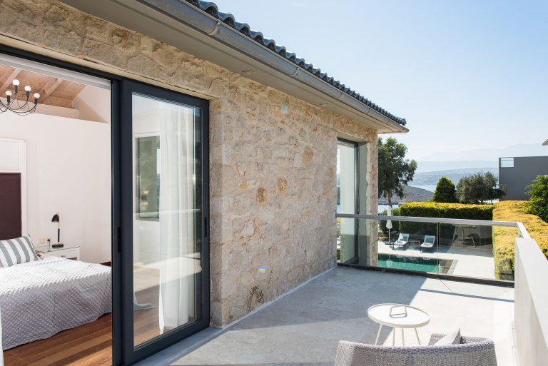 hotel for sale in crete akrotiri stone wall