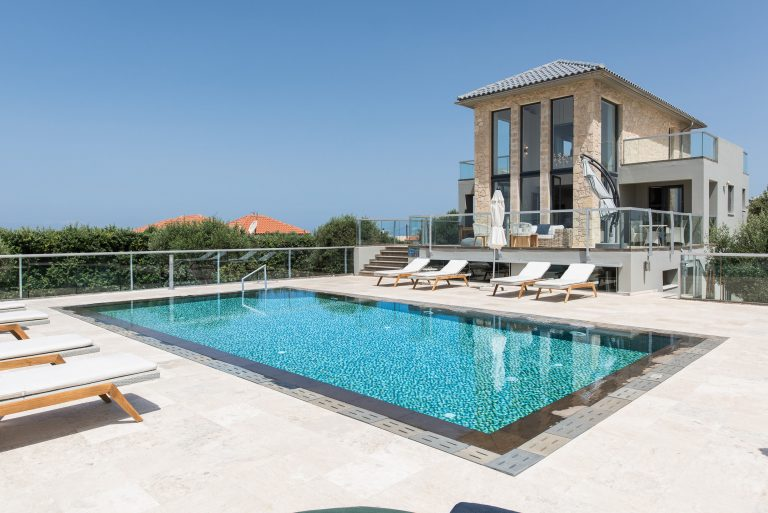 hotel for sale in crete akrotiri pool