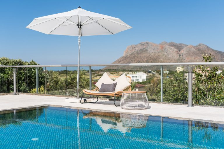 hotel for sale in crete akrotiri villa stavros mountain