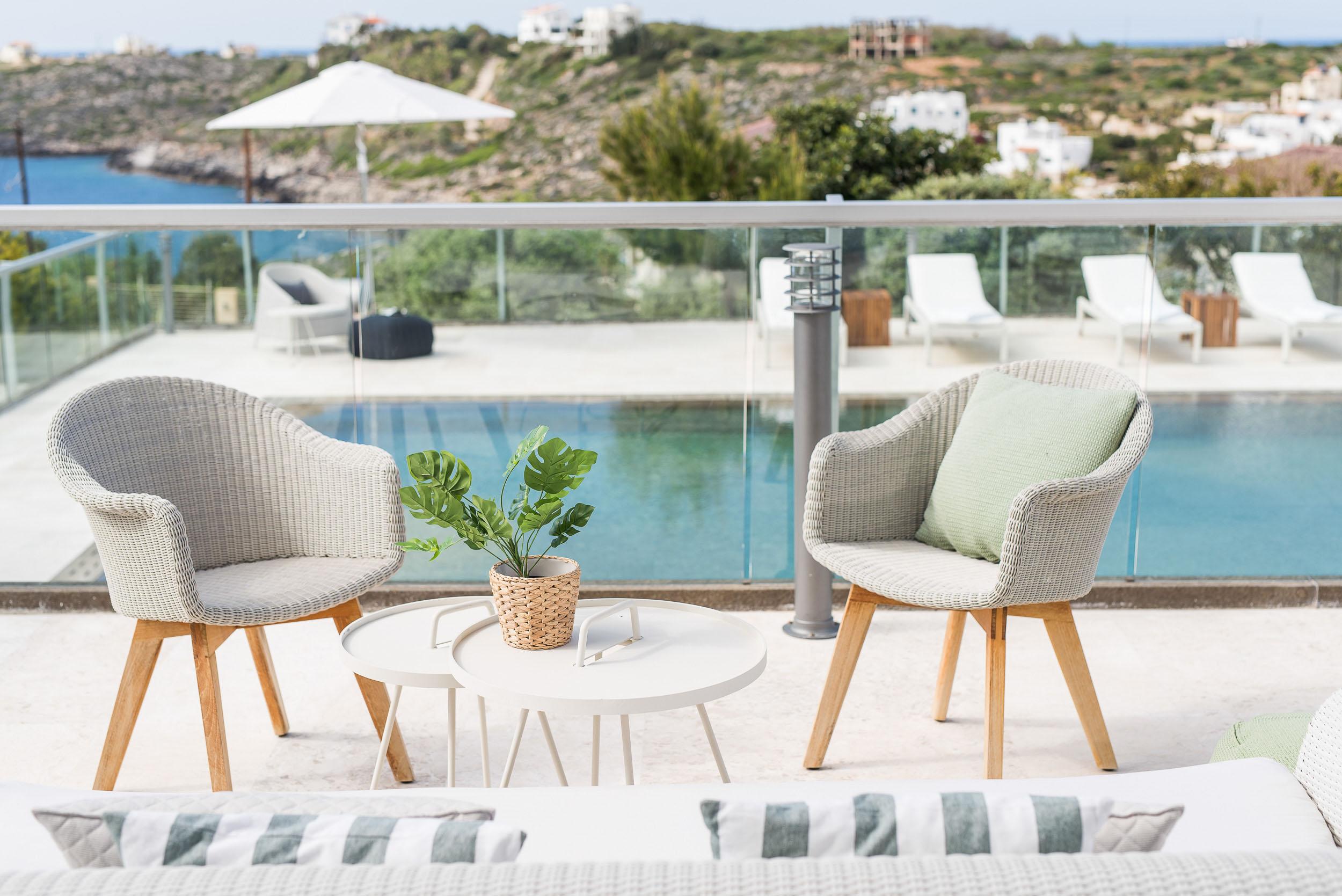 hotel for sale in crete balcony