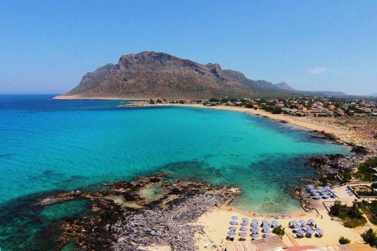 hotel for sale in crete akrotiri blue beach