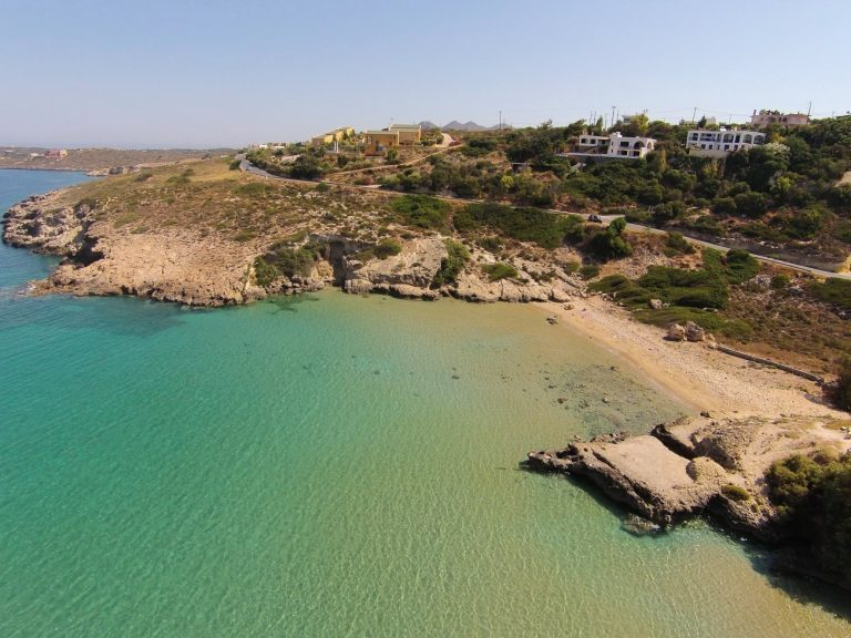 hotel for sale in crete akrotiri beach
