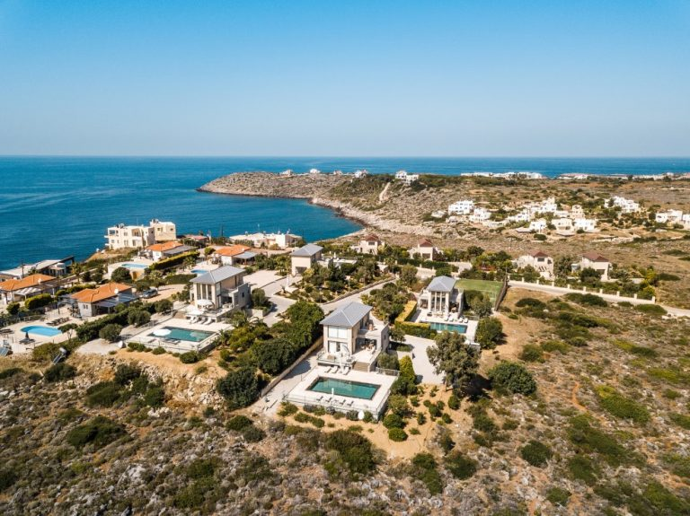 hotel for sale in crete akrotiri tersanas beach