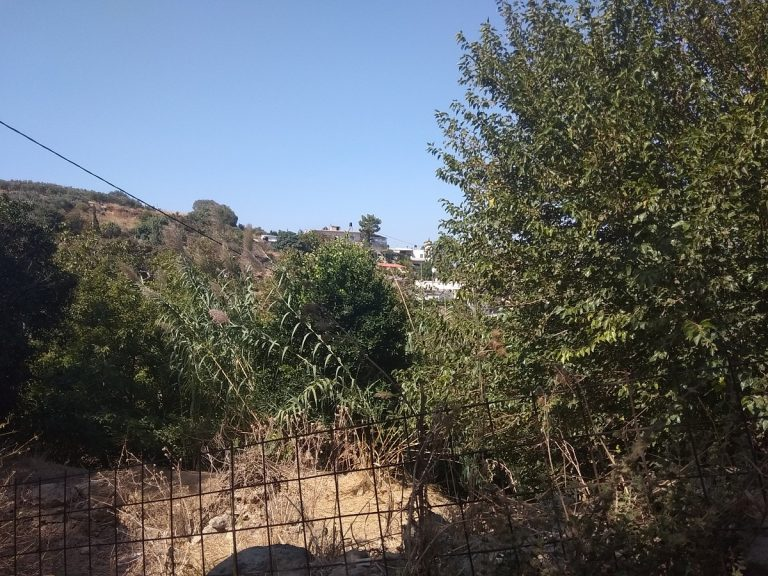 Old stone house for sale in Kissamos Chania Crete spacious land ch105