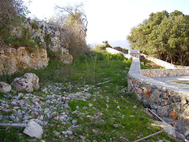 land for sale in chania apokoronas access