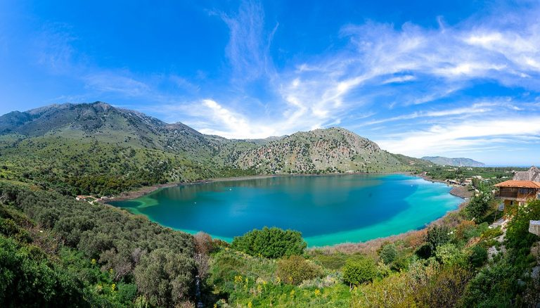 property for sale in chania apokoronas crete greece lake kournas