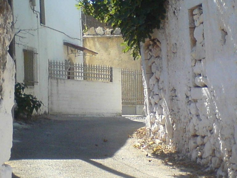 villas for sale in chania street view