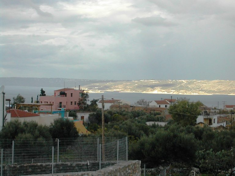 villas for sale in chania panoramic views