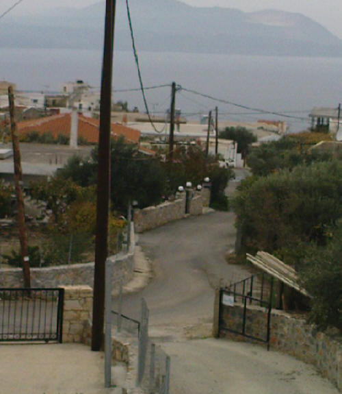 villas for sale in chania kokkino chorio
