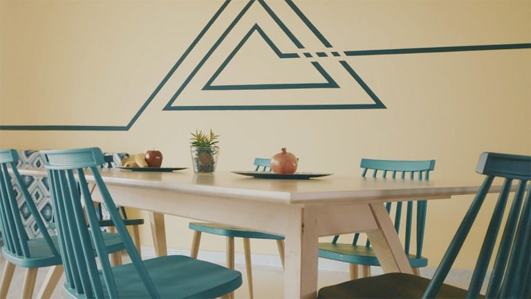 Guesthouse for sale in Chania Crete breakfast hall detail ch108
