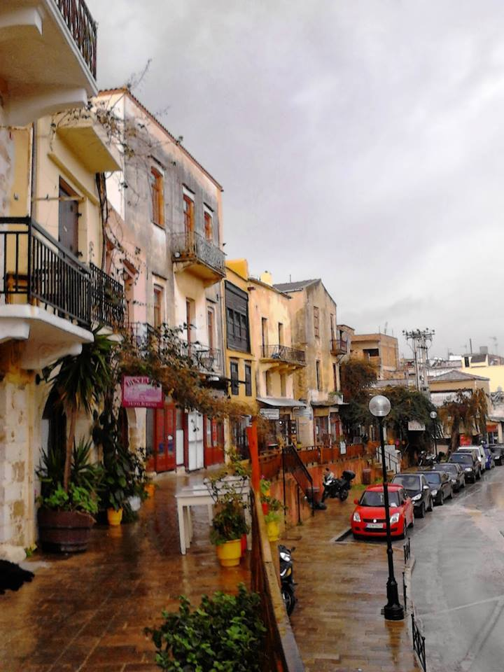 Renovated building for sale in Chania Crete CH111