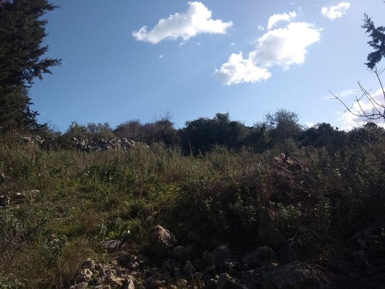 Investment project for sale in Apokoronas Chania Crete countryside views KH123