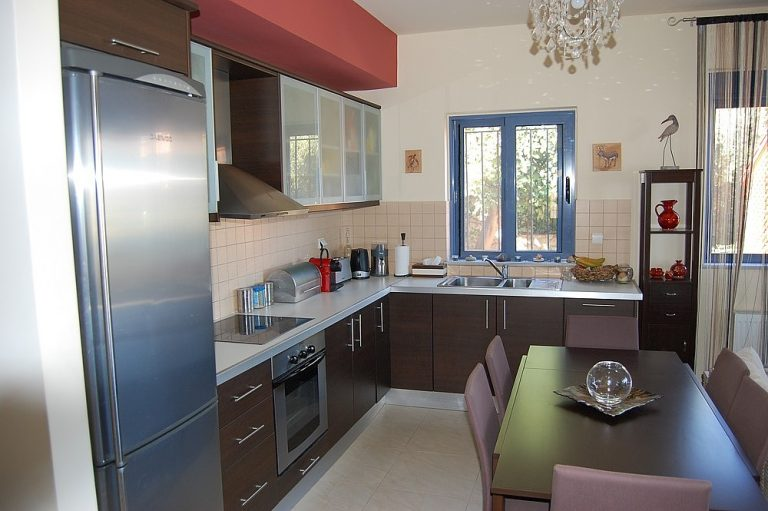 House for sale in Chania Crete kitchen KH135