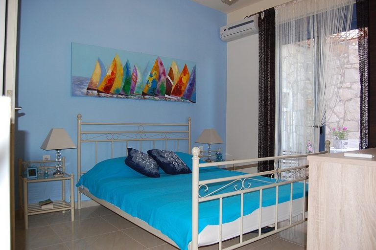 House for sale in Chania Crete bedroom KH135