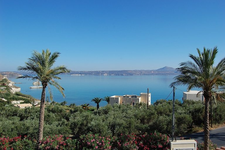 House for sale in Chania Crete with sea views KH135