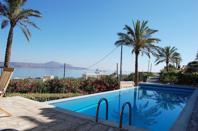 House for sale in Chania Crete private pool KH135