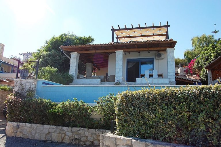 House for sale in Chania Crete external KH135