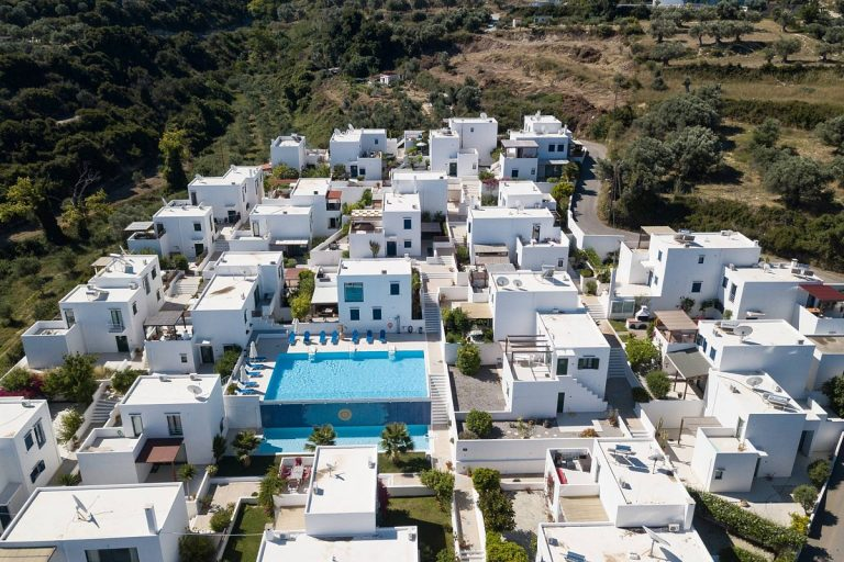 house for sale in rethymno crete development view