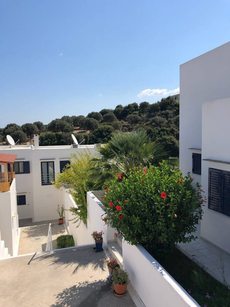 apartment for sale in rethymno crete mountain view