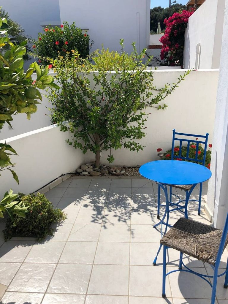 apartment for sale in rethymno crete balcony
