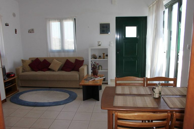 apartment for sale in rethymno crete open plan