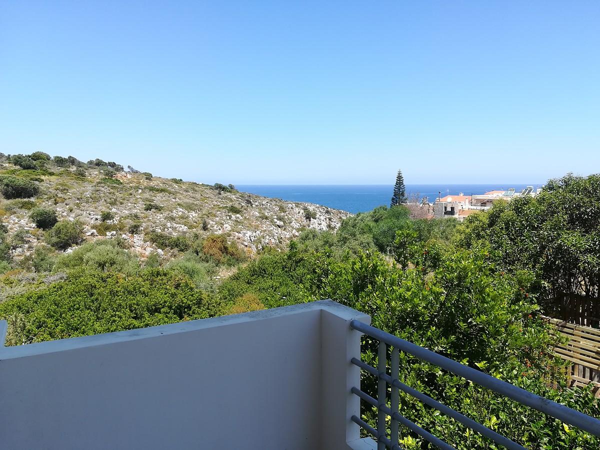 apartment for sale in akrotiri crete