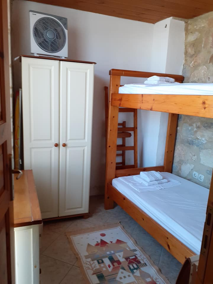 Stone house for sale in Rethymnon Crete 2n bedroom RH015
