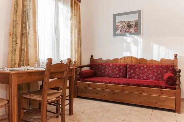 Guesthouse in Apokoronas Chania Crete for sale sitting KH142