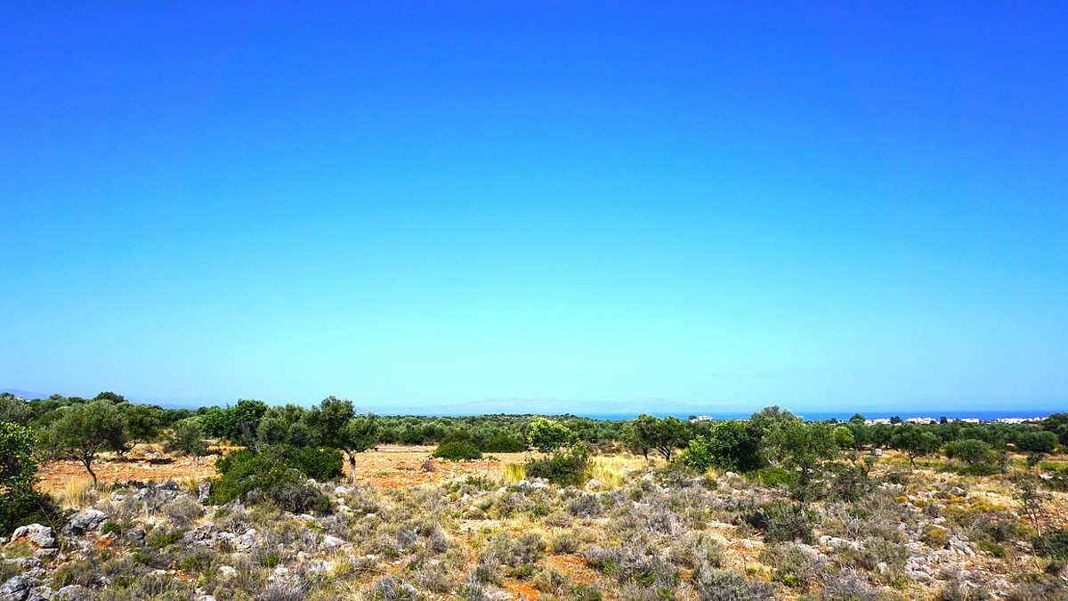 Plot of land in Akrotiri Chania Crete for sale rural location AL257