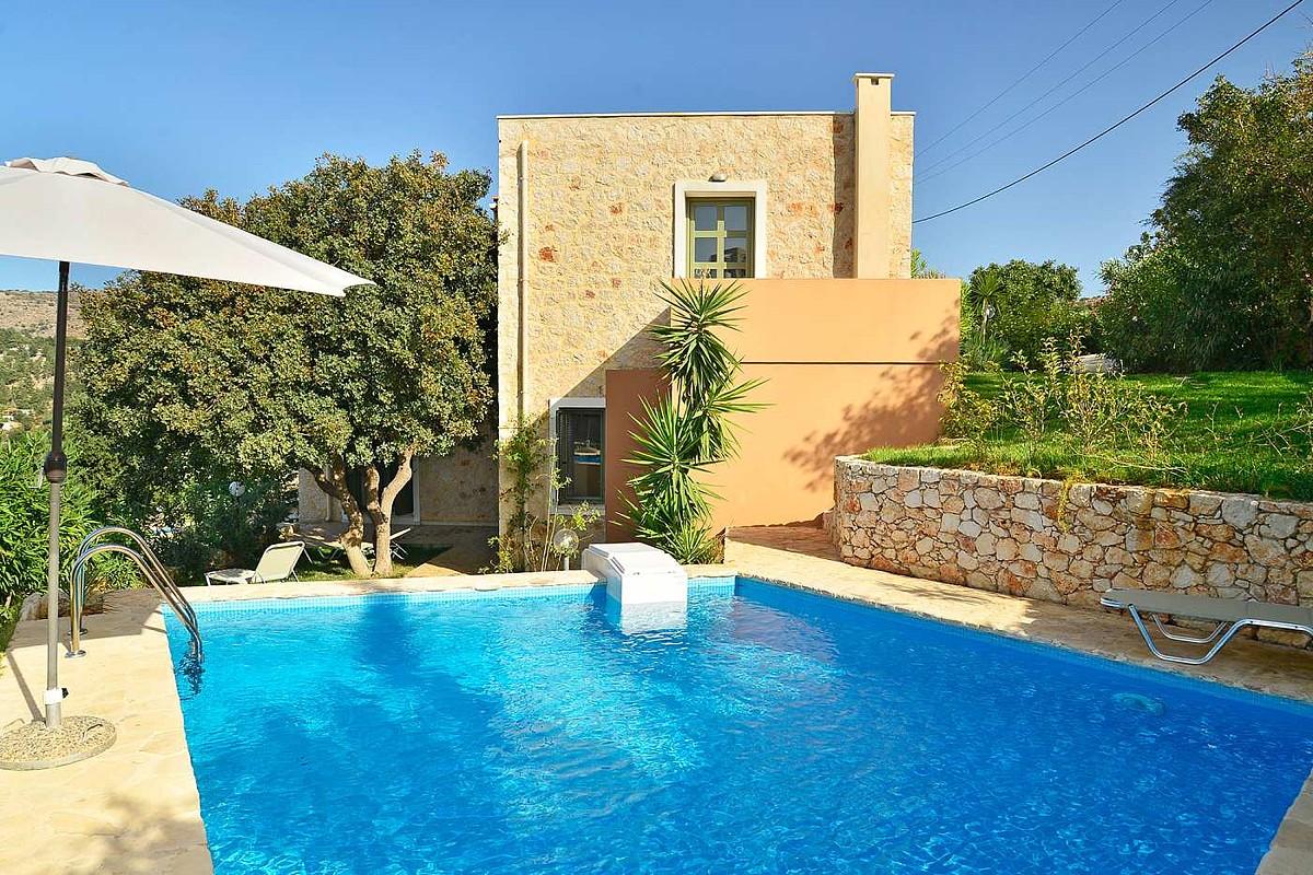 Villa for sale in Apokoronas chania Crete