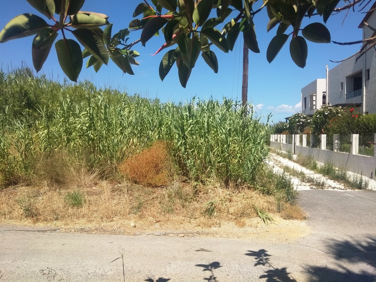 Plot for sale in maleme platanias chania cl087