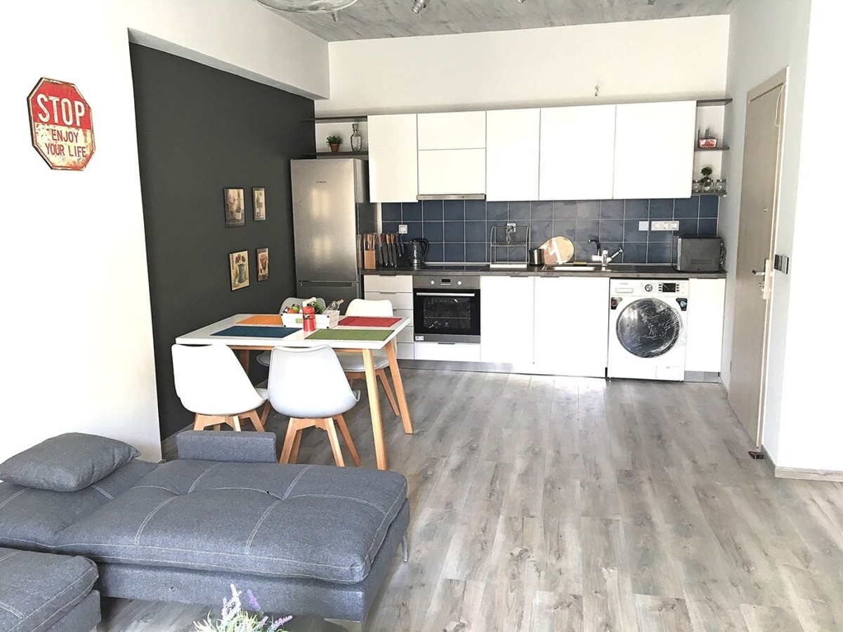 Apartment for sale in Chania centre ch130 dining area