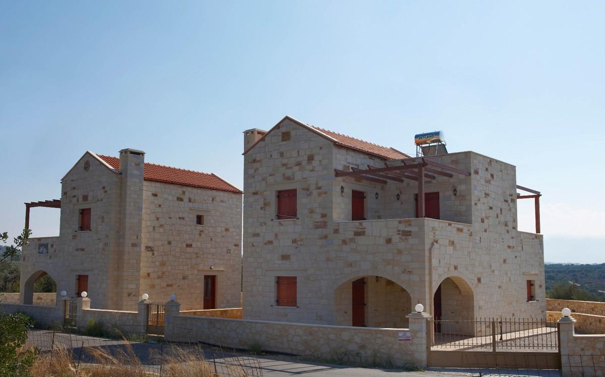 Villa for sale in Akrotiri Chania AH117 the villas