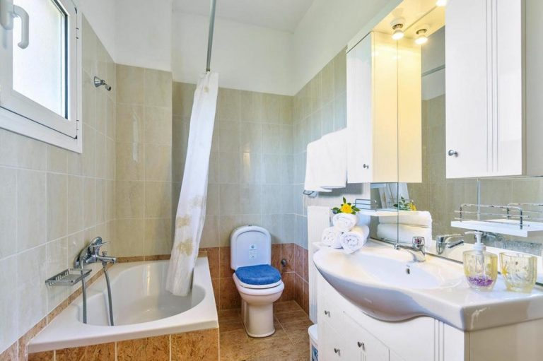 house for sale in kolymbari chania ch134 the bathroom