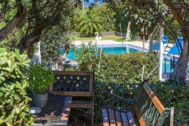 house for sale in kolymbari chania ch134 sitting next to the pool
