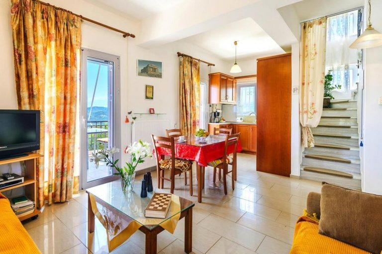 house for sale in kolymbari chania ch134 kitchen area