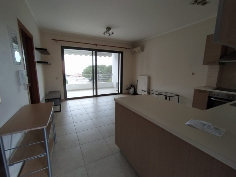 apartment for sale in chania ch144 window and living room